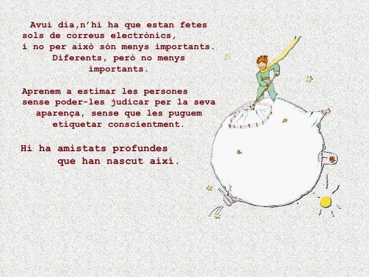 Amistat Petit Princep