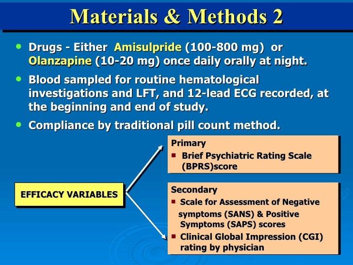 Solian (amisulpride) Drug / Medicine Information