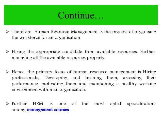 developing a learning organisation hrm This paper focuses on the third type of e-hrm in particular, it attempts, through reviewing the literature, to address the question of what are the advantages and disadvantages of implementing e-hrm for an organisation in term of e-learning.