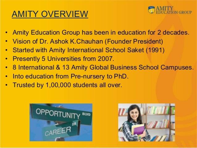 Amity international campuses Slide 3