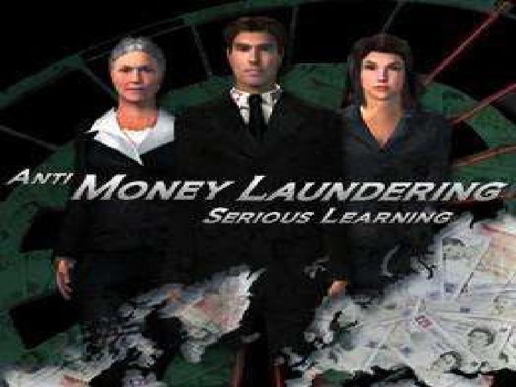 <logo>        Anti Money Laundering / Combating Financing of Terrorism     An overview on Money laundering and         how...