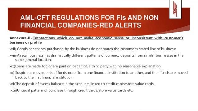 anti money laundering act pdf
