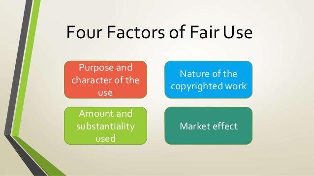 fair use of photographs