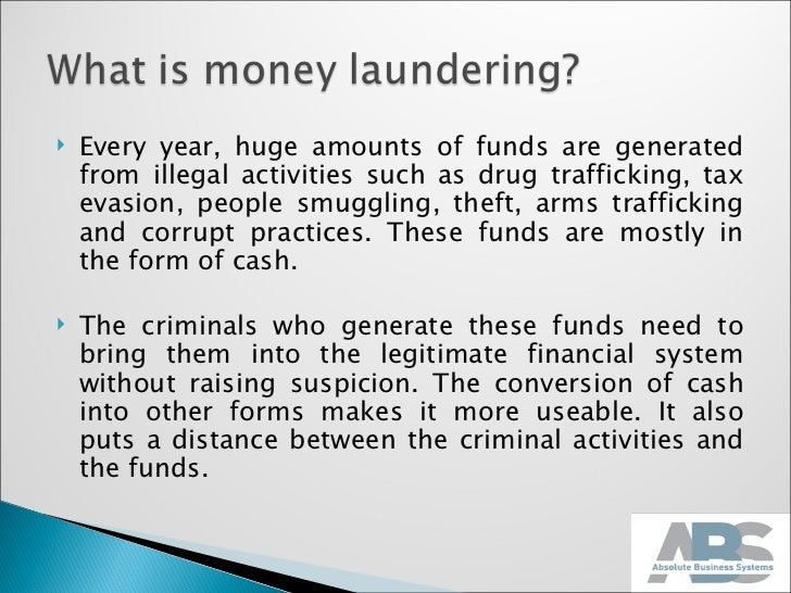 anti money laundering program template - anti money laundering presentation