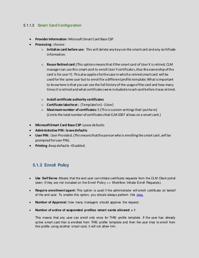 24 - End User Certificate Template 2