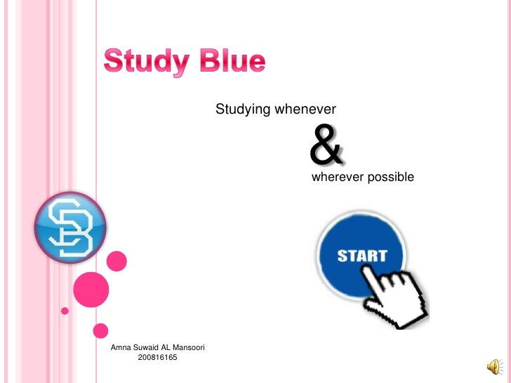 Studying whenever                                      &wherever possibleAmna Suwaid AL Mansoori      200816165