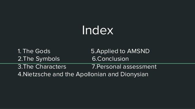 AMND12 Apollonian and Dionysian Slide 2