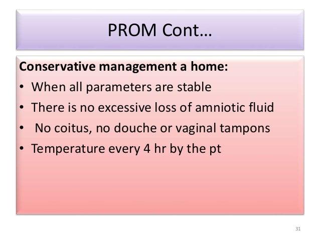 Amniotic fluid do