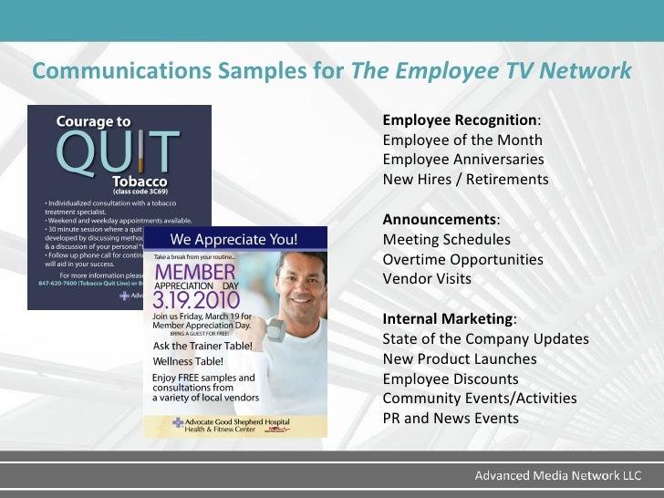 the employee tv network