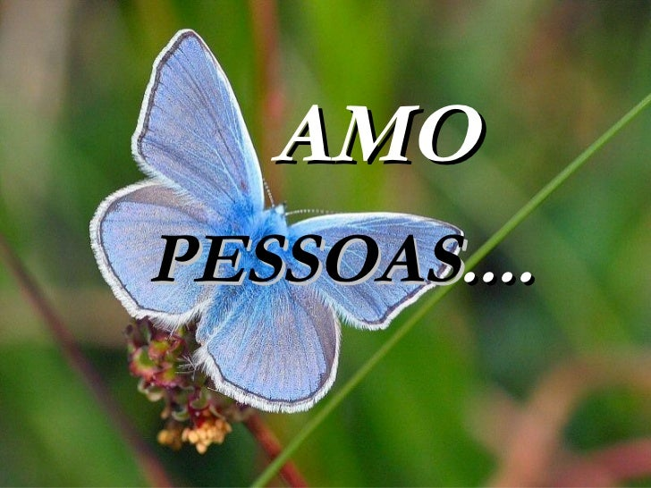 AMOPESSOAS....