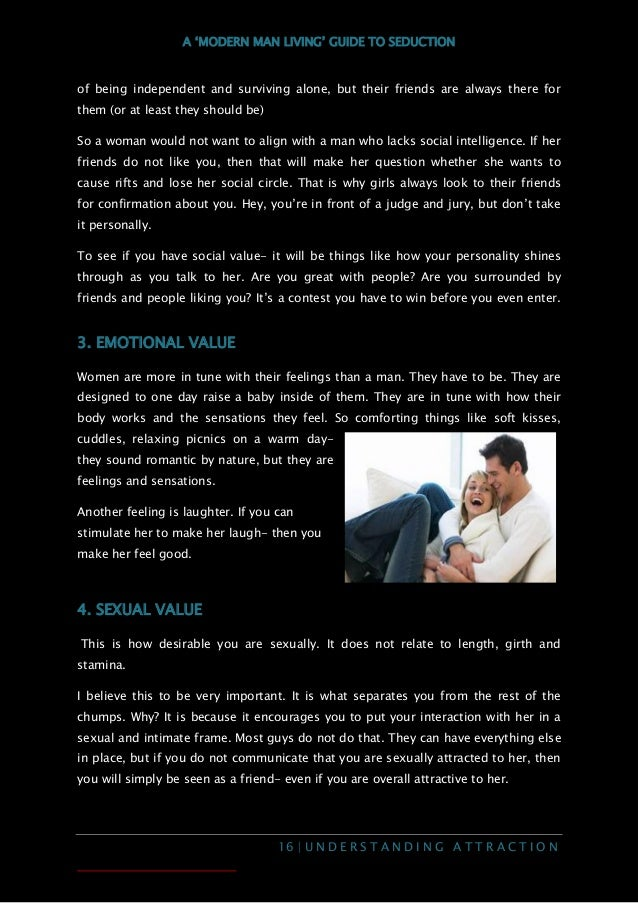 A modern man living guide to seduction pdf ebook download free 23 a modern man fandeluxe Epub