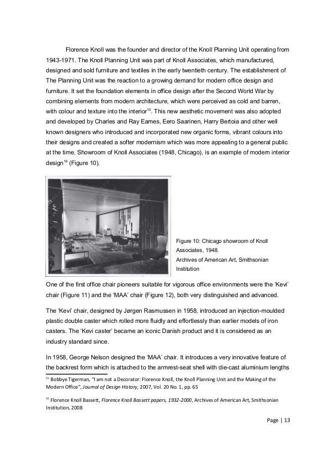 Dissertation in architecture
