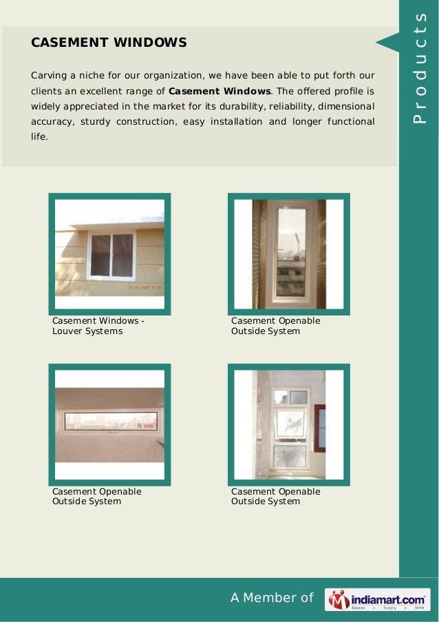 Amon Ra Window Systems Pvt Ltd Thane Upvc Doors