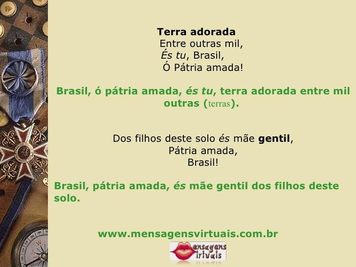 Palavreardo Amor Destemor: Amor Ao Brasil
