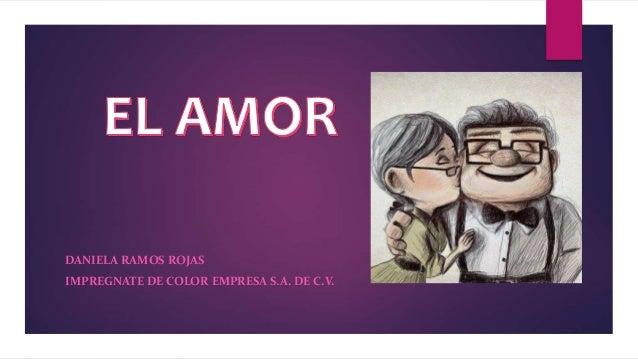 DANIELA RAMOS ROJAS  IMPREGNATE DE COLOR EMPRESA S.A. DE C.V.