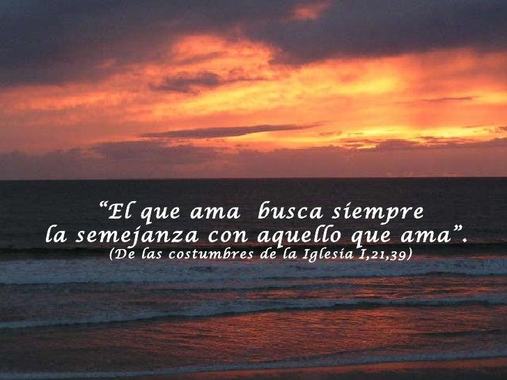 El Amor 2 San Agustin