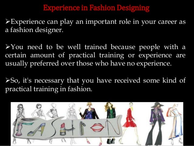 Become A Successful Fashion Designer With Amor Design Institute