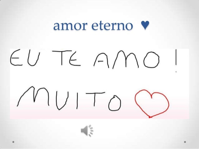 amor eterno ♥