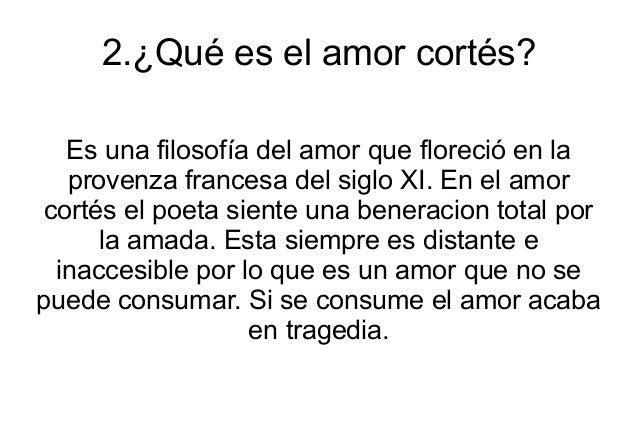 Filosofia De Amor