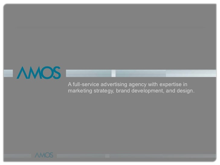 A full-service advertising agency with expertise inmarketing strategy, brand development, and design.
