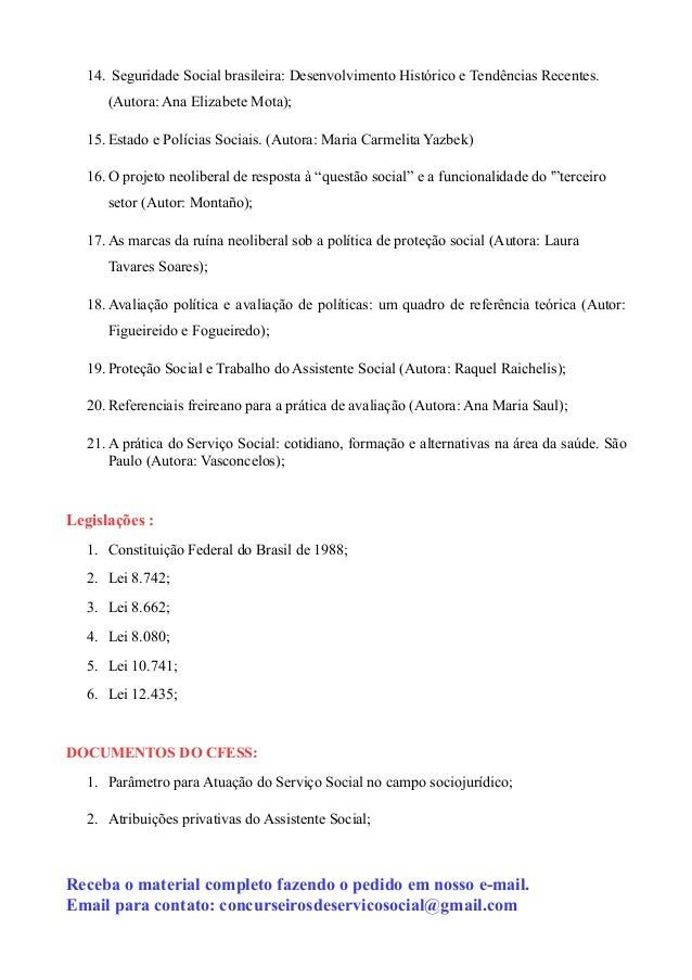 Planejamento social intencionalidade e instrumentação myrian veras baptista 3