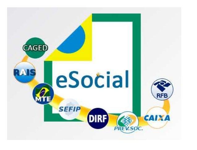 É uma forma de registro dos eventos por meio de um canal digital único que geram direitos e obrigações trabalhistas, previ...