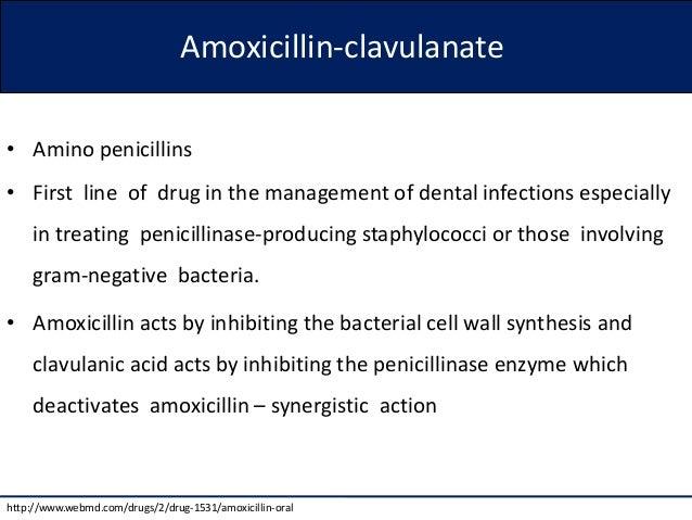 Amoxicillin clavul