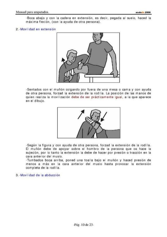 Manual para Amputados MM/II Slide 2