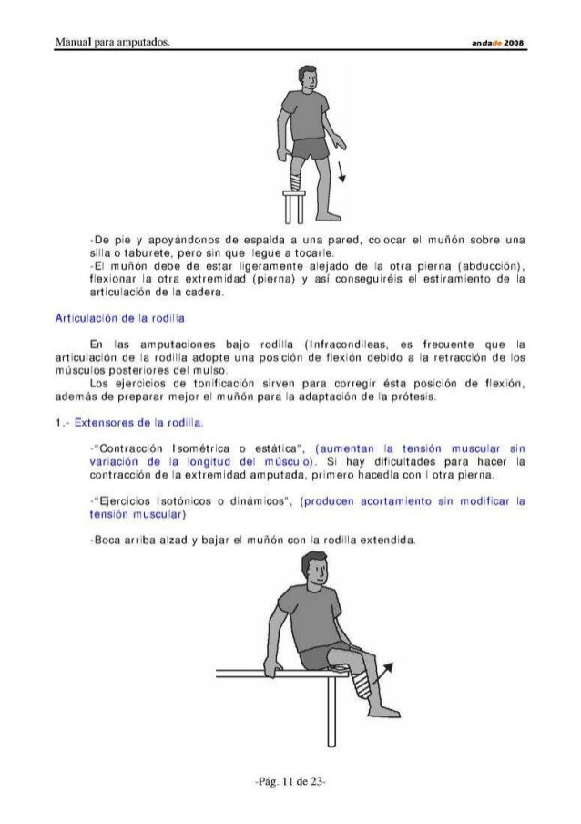 Manual para Amputados MM/II Slide 3