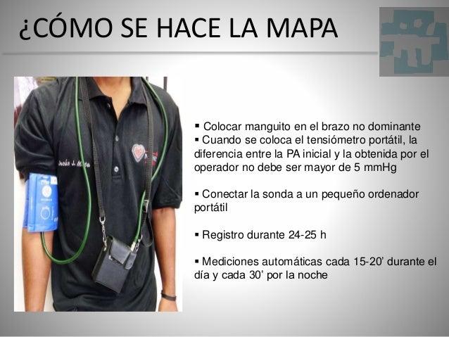 mapa 24 horas cardiologia AMPA y MAPA en diagnóstico y seguimiento de los pacientes hipertensos mapa 24 horas cardiologia