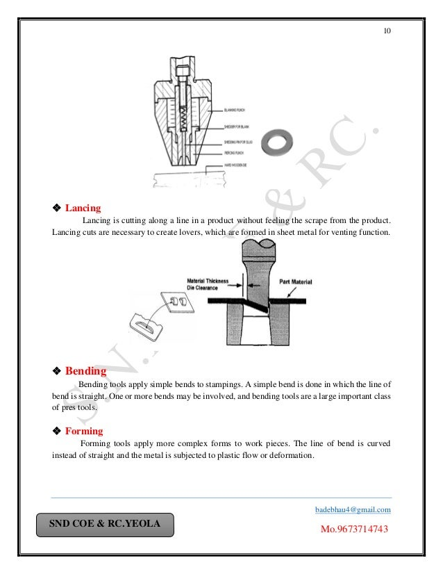 types of manufacturing process pdf