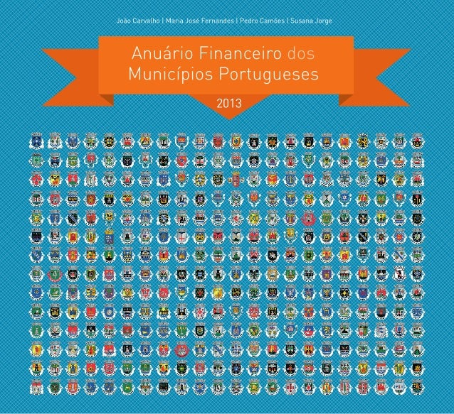 Anuário Financeiro dos Municípios Portugueses 2013 NEAPP
