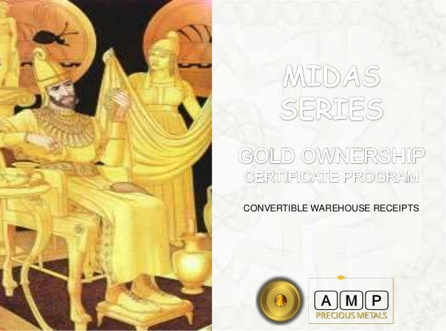AMP Gold certificatesoffer clients a privilegedaccess for the purchaseof physical gold.AMP Gold certificatesare one of the...