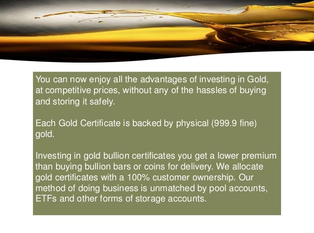 • Safety: Enjoy the comfort of AMP providing a custody service to keep yourgold safe so that you don't have to worry about...