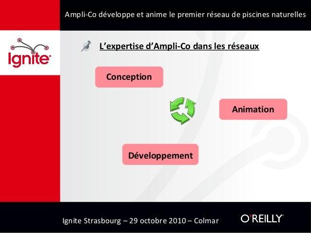 Ampli-Co développe et anime le premier réseau de piscines naturelles Slide 3