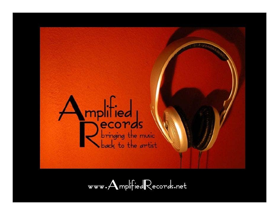 www.AmplifiedRecords.net