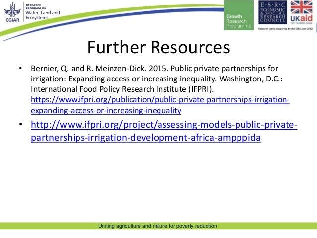 public private partnership models pdf