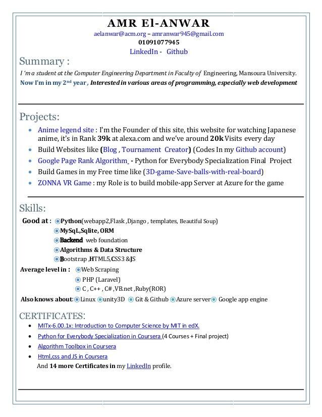 coursera courses on resume professional user manual ebooks