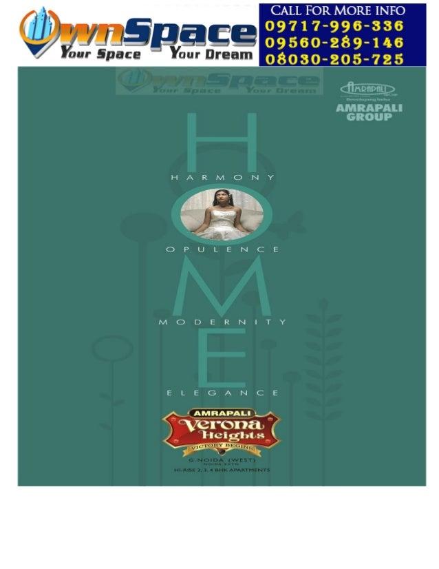 For More Information Visit These Websites  Amrapali Verona Heights Amrapali Verona Heights Price list Amrapali Verona Heig...