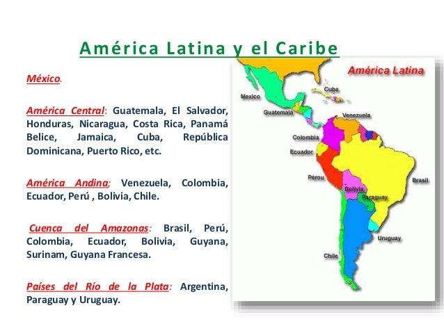 america latina caracteristicas generales de la - photo#24
