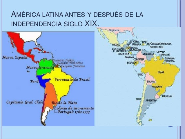 América latina a fines del siglo XIX y comienzos del XX Slide 2