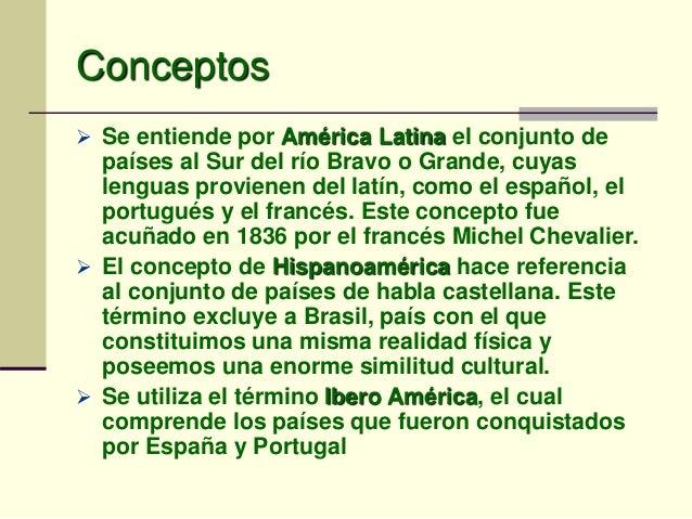 america latina caracteristicas generales de la - photo#4