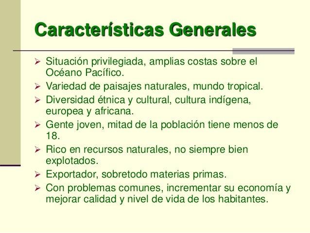 america latina caracteristicas generales de la - photo#9