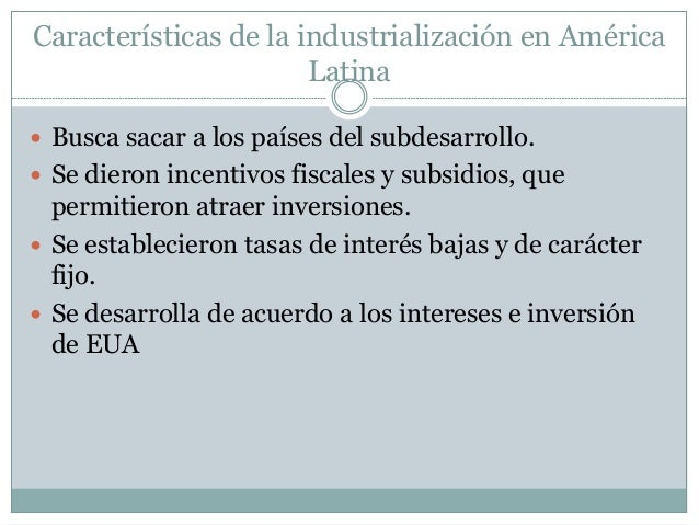 america latina caracteristicas generales de la - photo#48