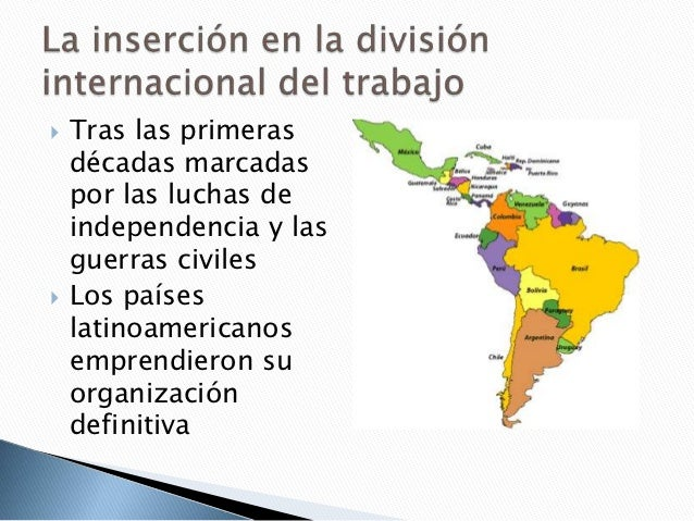 América latina en la segunda mitad del siglo xix Slide 2