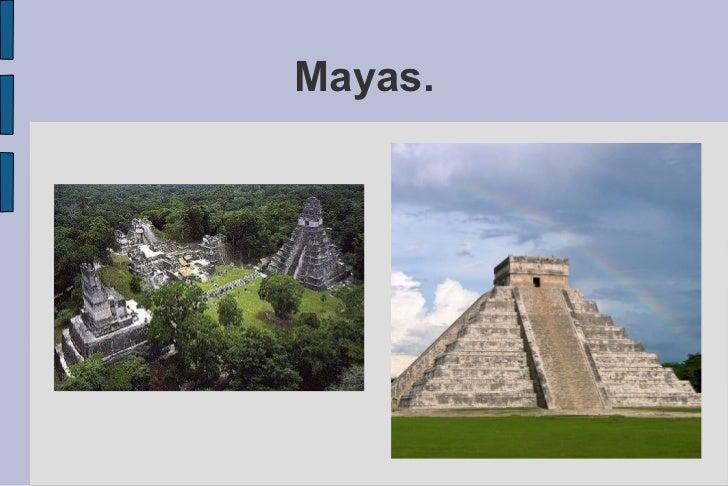 Am rica precolombina mayas incas y aztecas for Las construcciones de los mayas