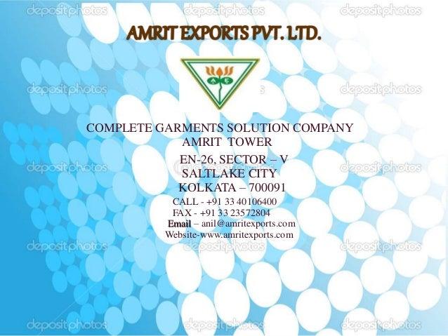Amrit export presentation fashion