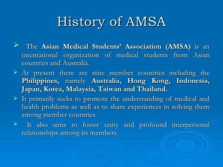 Asian medical association
