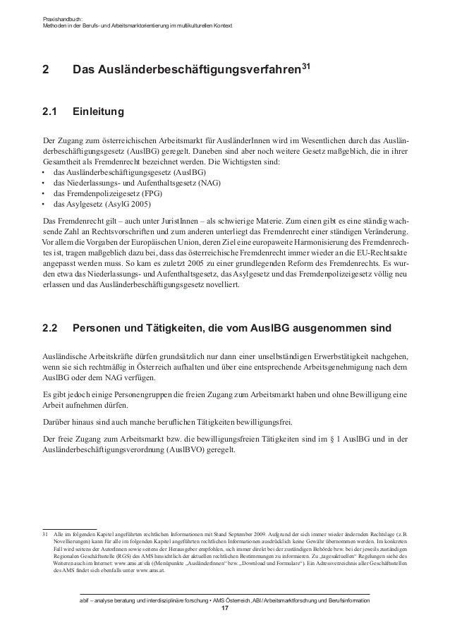 Praxishandbuch Berufsorientierung im multikulturellen Kontext