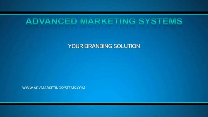 WWW.ADVMARKETINGSYSTEMS.COM